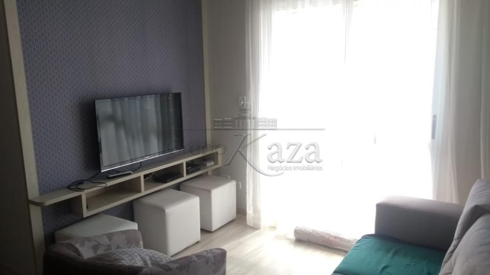 Sao Jose dos Campos Apartamento Locacao R$ 1.900,00 Condominio R$600,00 2 Dormitorios 1 Suite Area construida 77.00m2