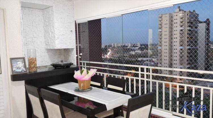Sao Jose dos Campos Apartamento Venda R$580.000,00 Condominio R$370,00 2 Dormitorios 1 Suite Area construida 76.00m2