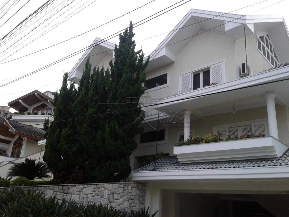 Sao Jose dos Campos Casa Venda R$3.800.000,00 Condominio R$450,00 4 Dormitorios 4 Suites Area do terreno 816.00m2 Area construida 650.00m2
