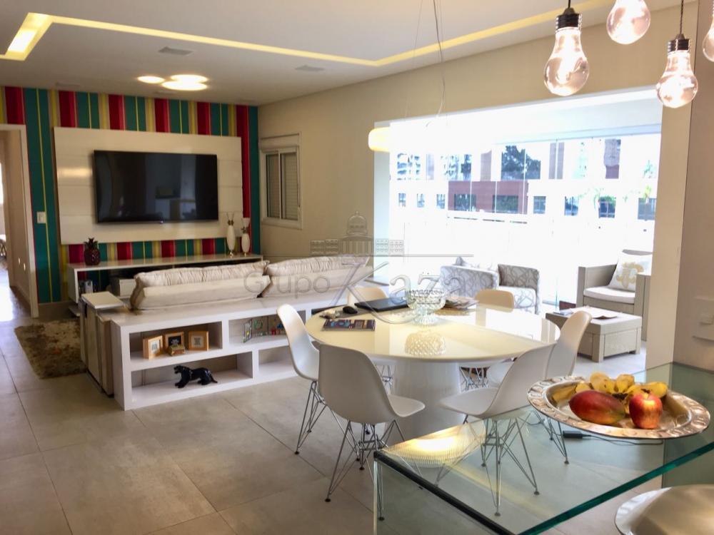 Sao Jose dos Campos Apartamento Locacao R$ 5.000,00 Condominio R$740,00 2 Dormitorios 2 Suites Area construida 148.00m2