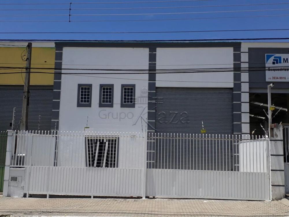 Comercial/Industrial / Galpão em São José dos Campos Alugar por R$5.000,00
