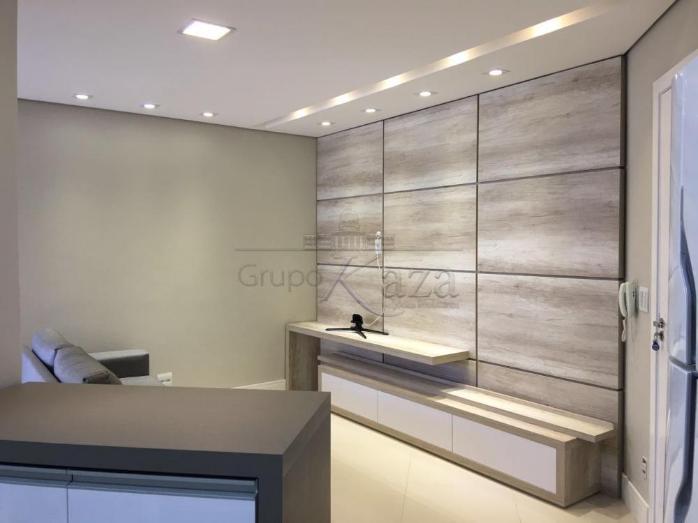 Sao Jose dos Campos Apartamento Locacao R$ 2.300,00 Condominio R$350,00 2 Dormitorios 1 Suite Area construida 67.00m2