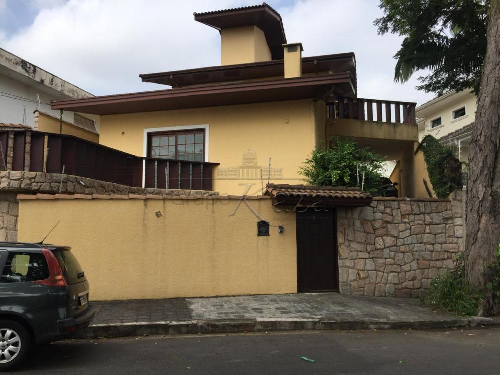 Sao Jose dos Campos Casa Venda R$899.000,00 3 Dormitorios 2 Suites Area do terreno 550.00m2 Area construida 400.00m2