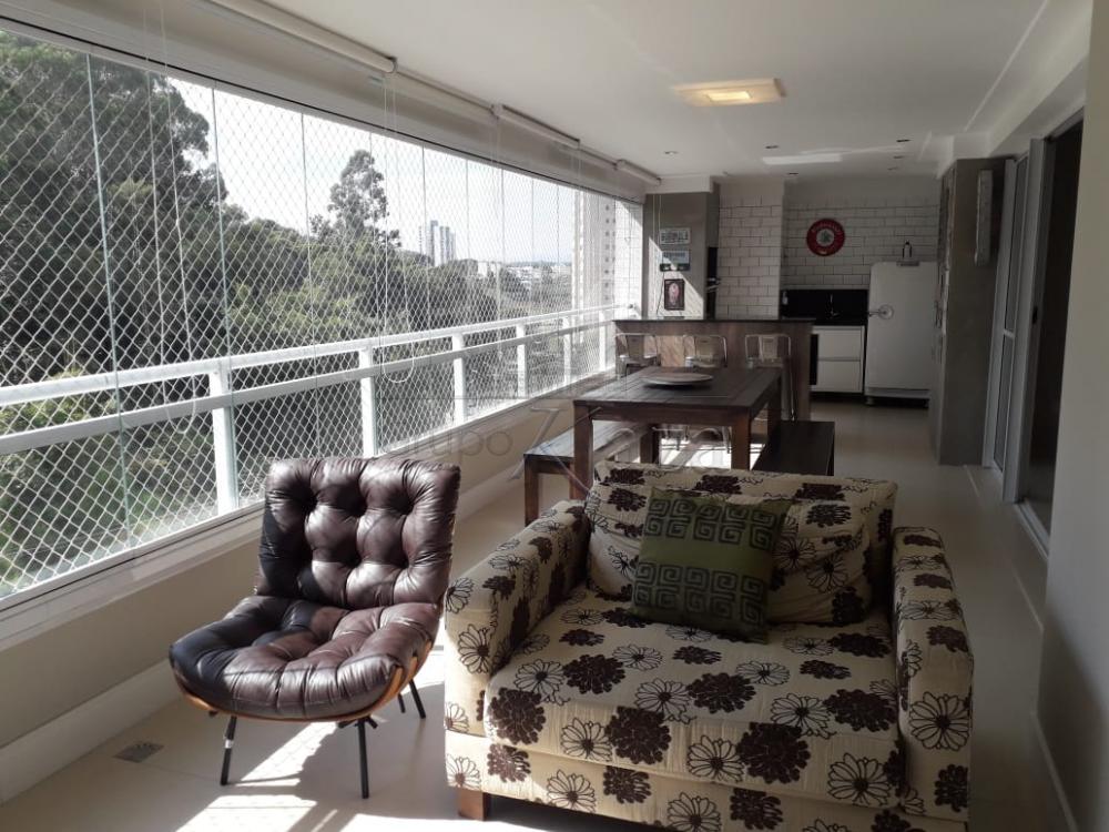 Sao Jose dos Campos Apartamento Venda R$1.120.000,00 Condominio R$800,00 3 Dormitorios 3 Suites Area construida 183.00m2