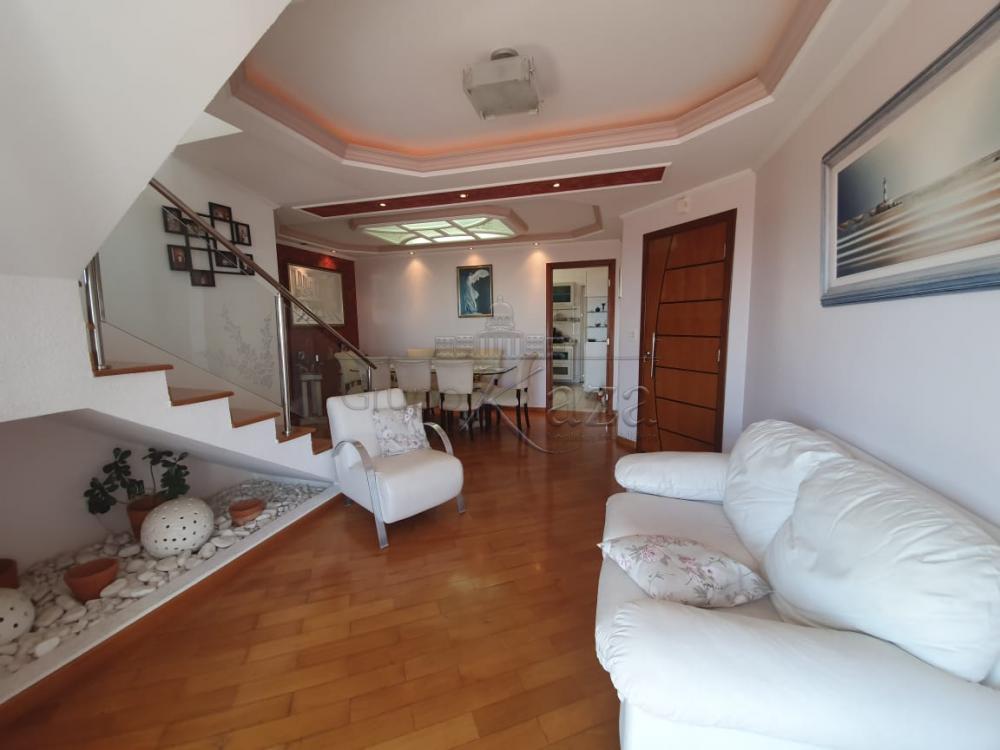 Sao Jose dos Campos Apartamento Venda R$1.340.000,00 Condominio R$1.100,00 5 Dormitorios 2 Suites Area construida 254.00m2