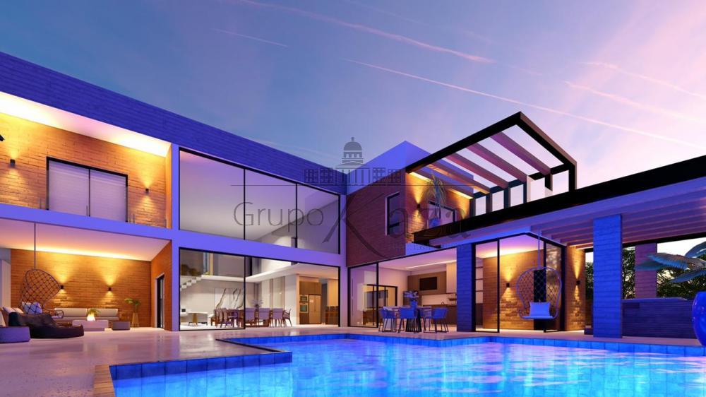 Sao Jose dos Campos casa em construcao condominio Venda R$3.300.000,00 Condominio R$691,00 4 Dormitorios 4 Suites Area do terreno 1312.00m2 Area construida 450.00m2