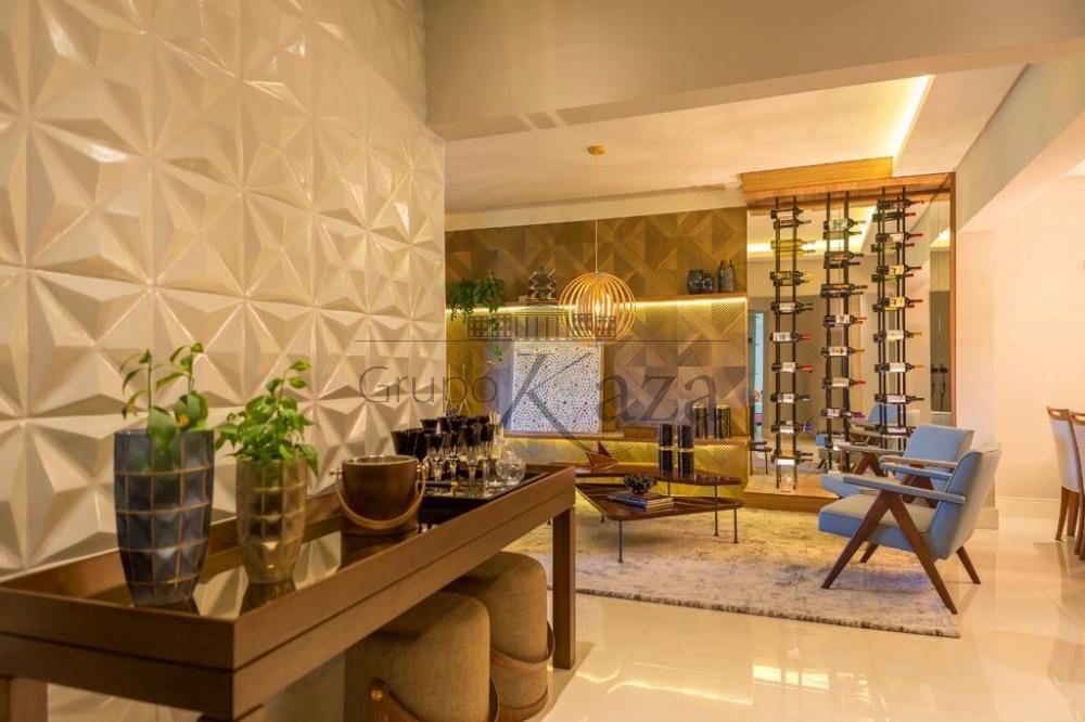 Sao Jose dos Campos Apartamento Venda R$1.300.000,00 Condominio R$1.300,00 4 Dormitorios 2 Suites Area construida 205.00m2