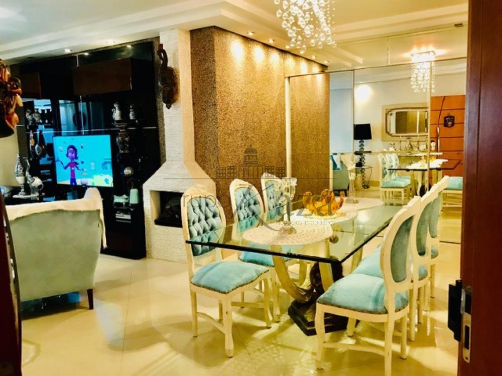 Sao Jose dos Campos Apartamento Venda R$1.390.000,00 Condominio R$750,00 4 Dormitorios 4 Suites Area construida 157.00m2