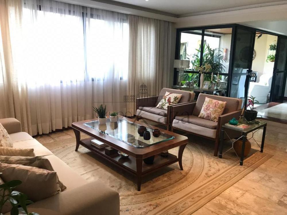 Sao Jose dos Campos Apartamento Venda R$1.100.000,00 Condominio R$1.300,00 4 Dormitorios 2 Suites Area construida 210.00m2