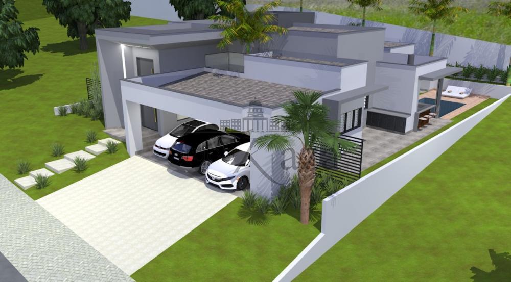 Sao Jose dos Campos casa em construcao condominio Venda R$1.660.000,00 Condominio R$480,00 4 Dormitorios 4 Suites Area do terreno 296.31m2 Area construida 604.00m2