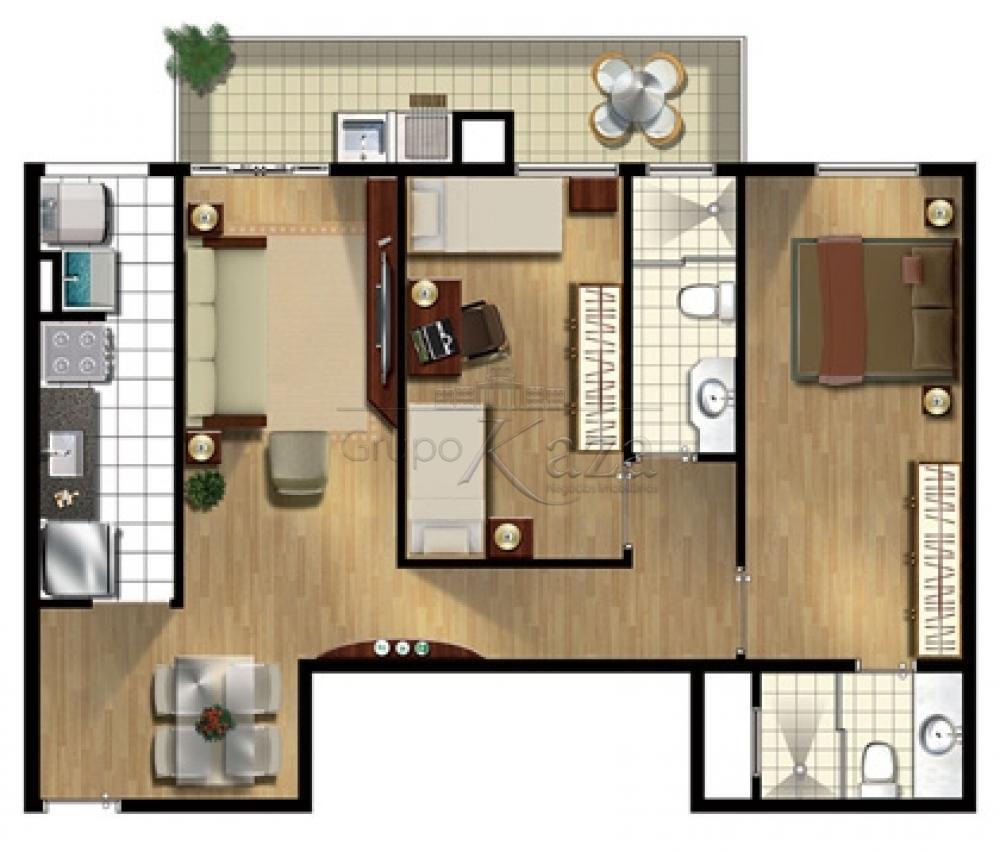 Alugar Apartamento / Padrão em São José dos Campos R$ 2.750,00 - Foto 25