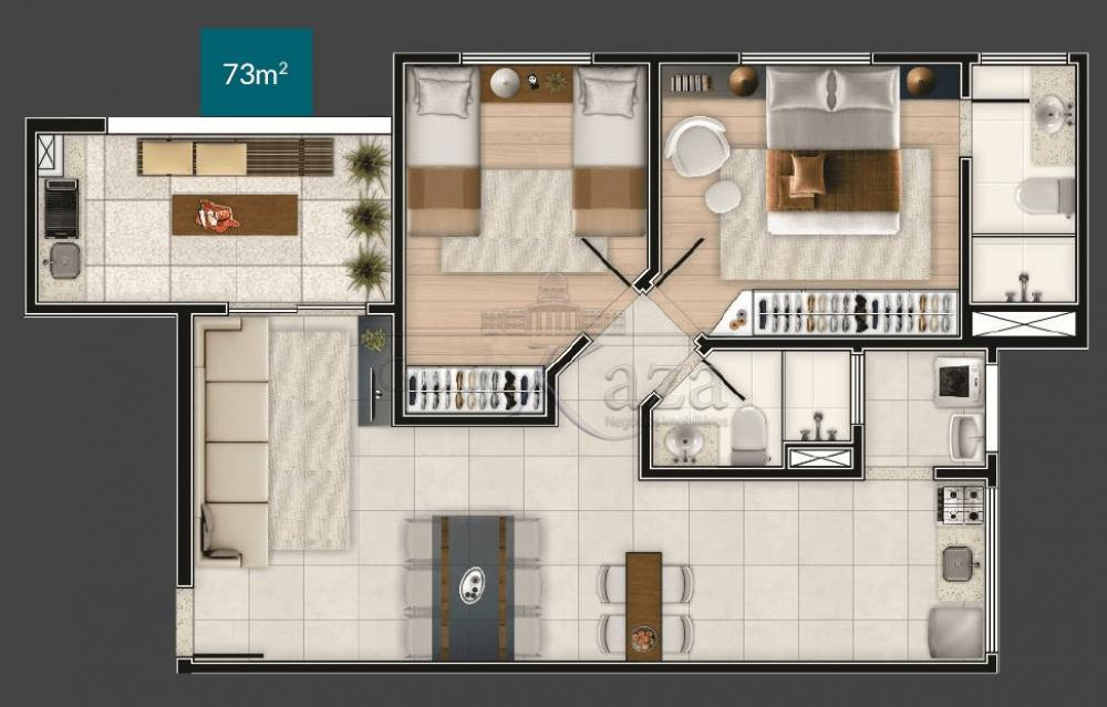 Alugar Apartamento / Padrão em Jacareí R$ 1.400,00 - Foto 31