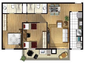 Alugar Apartamento / Padrão em São José dos Campos R$ 2.750,00 - Foto 24