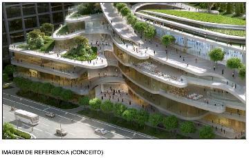 Sao Jose dos Campos Jardim Esplanada Comercial Locacao R$ 150.000,00  400 Vagas Area do terreno 5200.00m2 Area construida 3048.26m2
