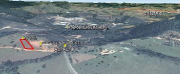 Santa Branca roca Area Venda R$590.000,00  Area do terreno 13000.00m2