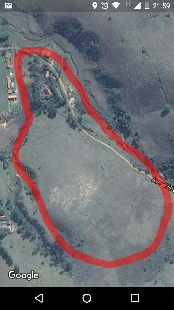 Santa Branca Cambuci area Venda R$2.100.000,00  Area do terreno 80904.57m2
